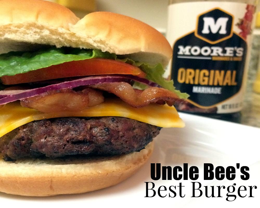 Uncle Bee's Best Burger