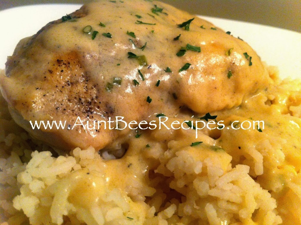 Honey Mustard Chicken And Rice Aunt Bee S Recipes