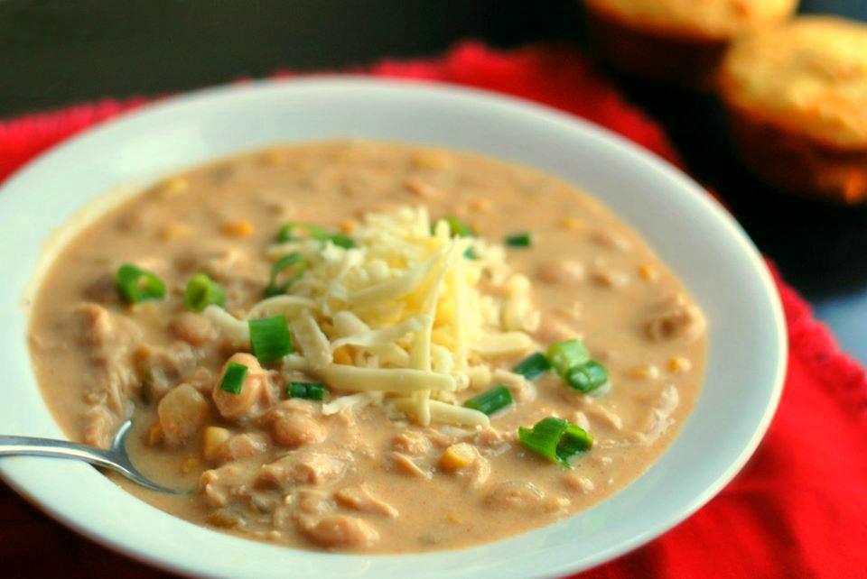 White Chili Recipe Crock Pot
