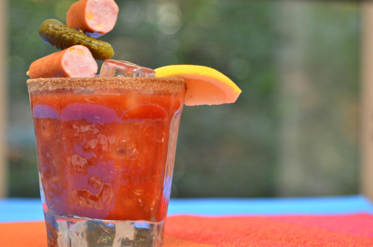 Iron Bowl Bloody Mary Recipes