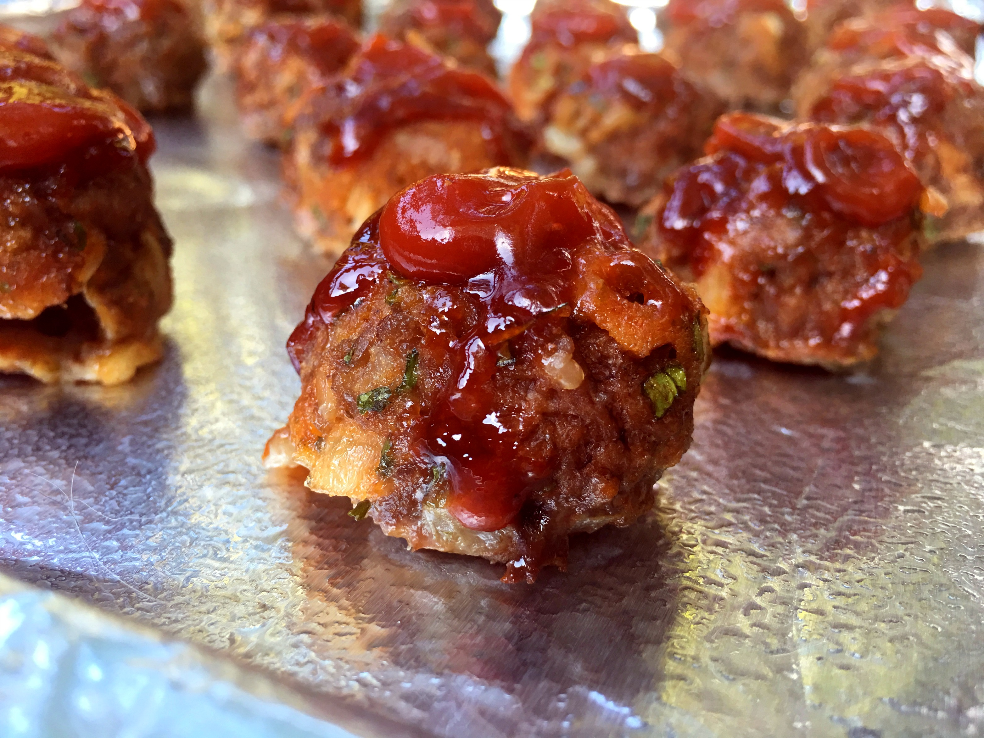 White Cheddar Meatballs